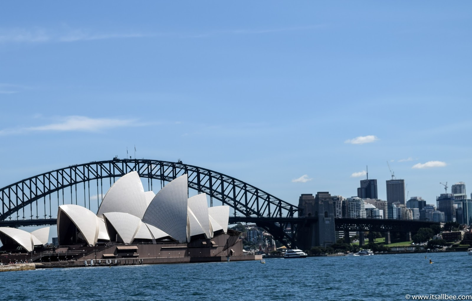 Top 10 Things To Do In Sydney Australia - Places To Visit & Where To Stay