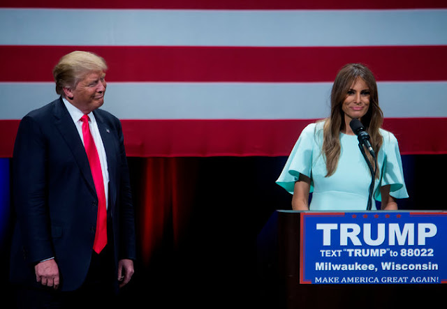 5 Stories That Were Missed While Everyone Was Talking About Melania Trump's Speech