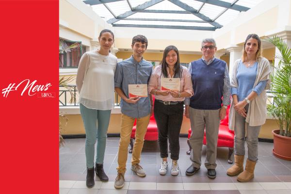 Conoce a los ganadores del Premio PASEC Estudiante de este semestre
