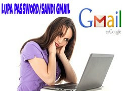 Lupa Kata Sandi Gmail | Lupa Password Gmail