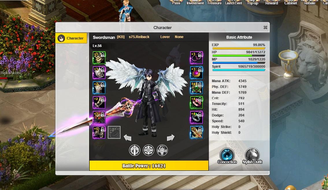 Pensamientos Sueltos Sword Art Online Sao Juego Mmorpg Online