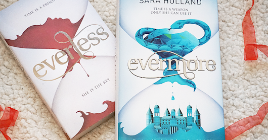 Evermore (Everless #2) by Sara Holland