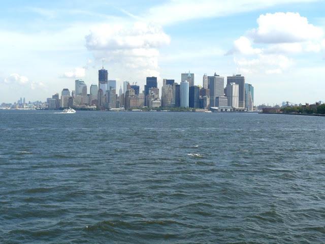 Vistas del Skyline en Nueva York