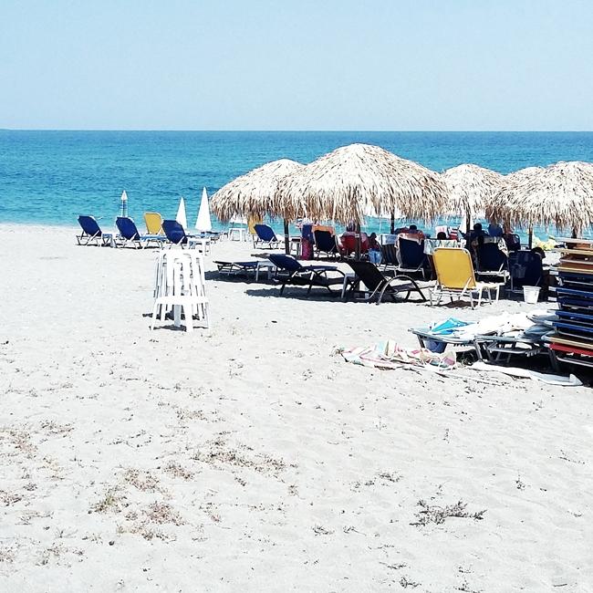 Jelena Zivanovic Instagram @lelazivanovic.Glam fab week.Larissa beach Velika Agiokampos.