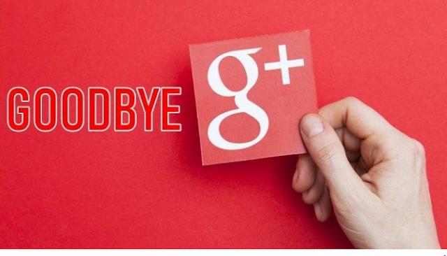Google Plus Resmi Ditutup