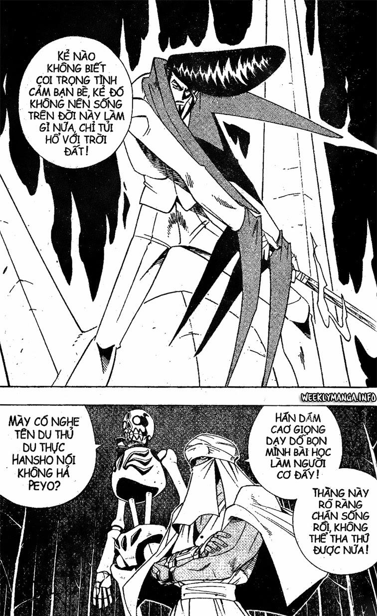 Shaman King [Vua pháp thuật] chap 188 trang 11