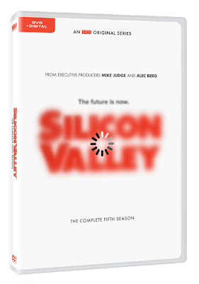Silicon Valley: The Complete Fifth Season on DVD