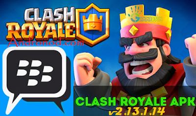 BBM Mod Clash Royale v2.13.1.14 Apk