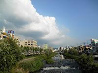 fiume a gwangju