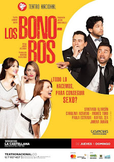 LOS BONOBOS (Teatro) 2