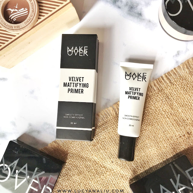 Make Over Velvet Mattifying Primer