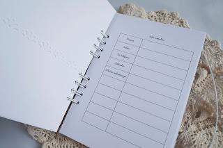 Planner ślubny – co zawiera, jak wygląda, jak zamówić