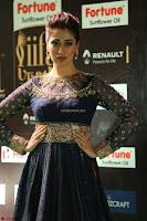 Raai Laxmi in Beautiful Backless Designer Anarkali Gown at IIFA Utsavam Awards 2017  Day 2  Exclusive 68.JPG