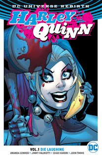 harley quinn vol 1 die laughing
