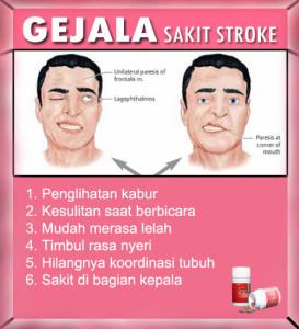 obat stroke ringan alami