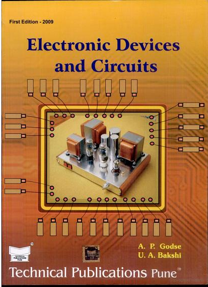 Electronic Device And Circuits Book U A Bakshi