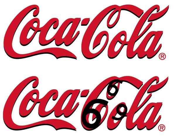 Coca Cola 666