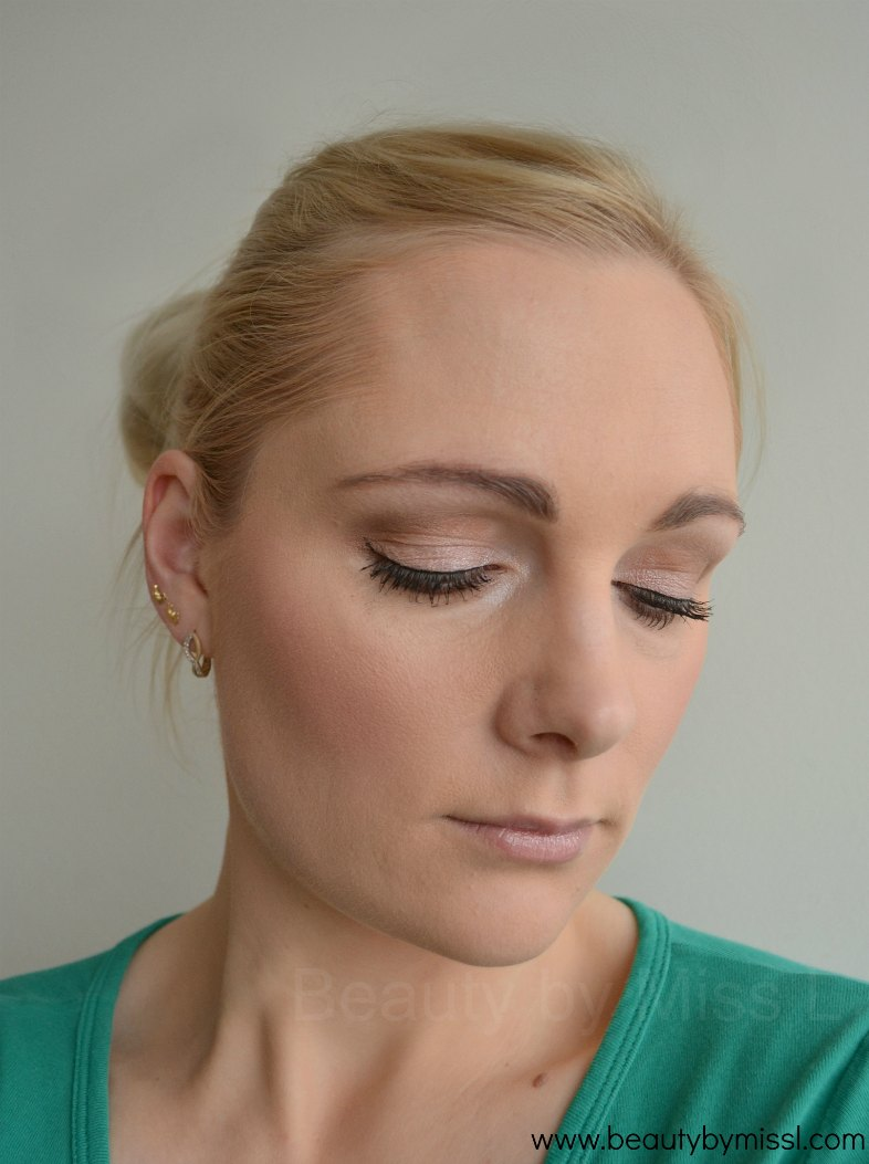My Simple Daytime Eye Makeup Video Beauty By Miss L