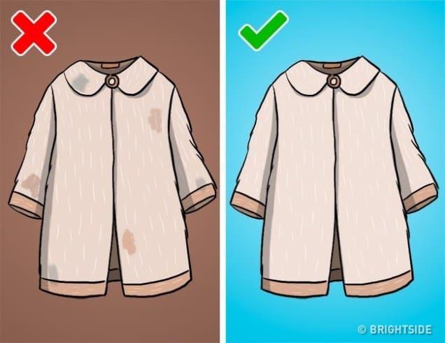 dba61a109576f شيء آخر يجب ألا تنسى القيام به وهو وضع بعض المبيدات الحشرية في المكان الذي  تقوم بتخزين الملابس به لمنع تكاثر الحشرات.