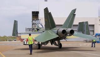 F/A-18 Block III Super Hornet