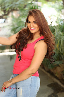 Tollywood Actress Ashwini Latest Stills in Ripped Jeans  0147.JPG