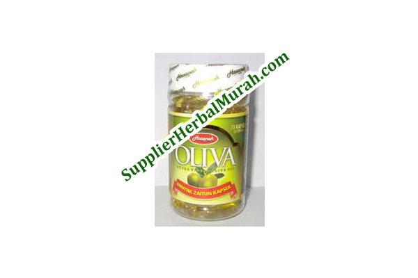 Oliva 70 kapsul (Minyak Zaitun Kapsul)