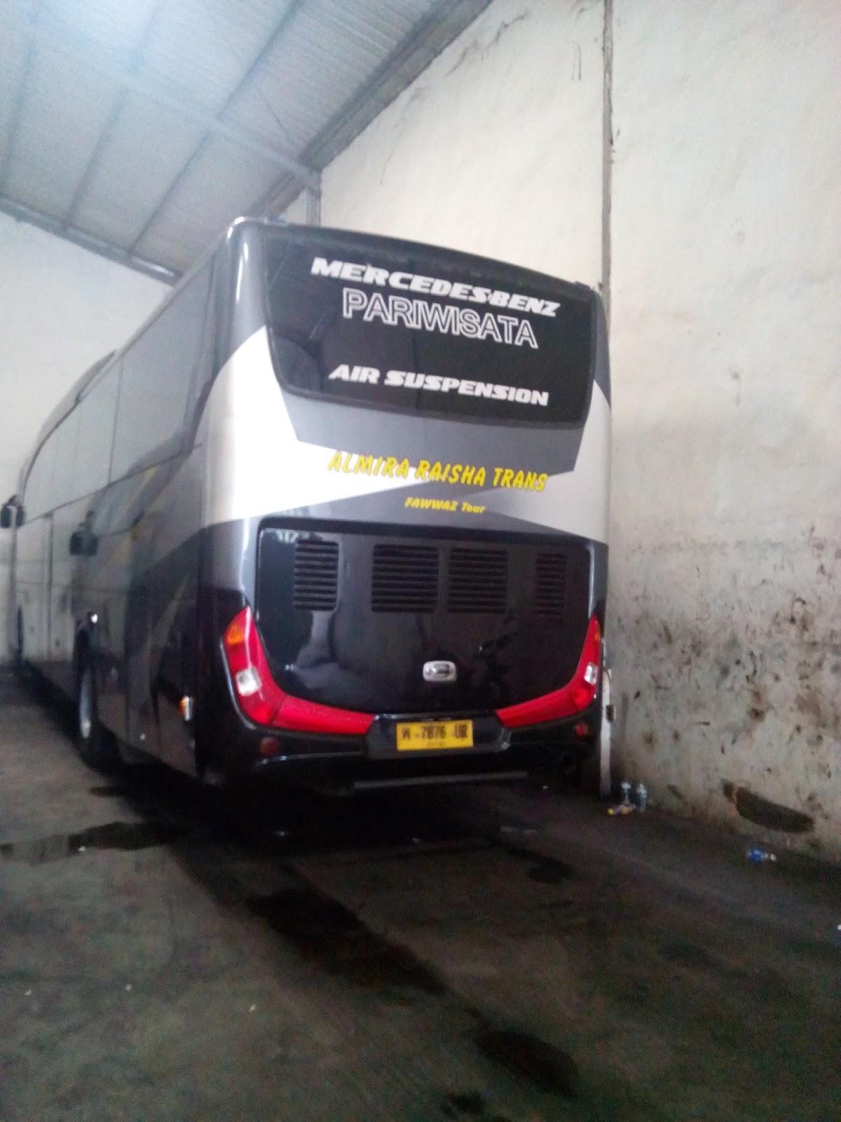 Sewa Bus Pariwisata PO. Fawwaz Tour Surabaya - Carter Bus ...