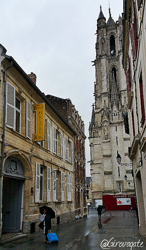 amiens cattedrale piccardia
