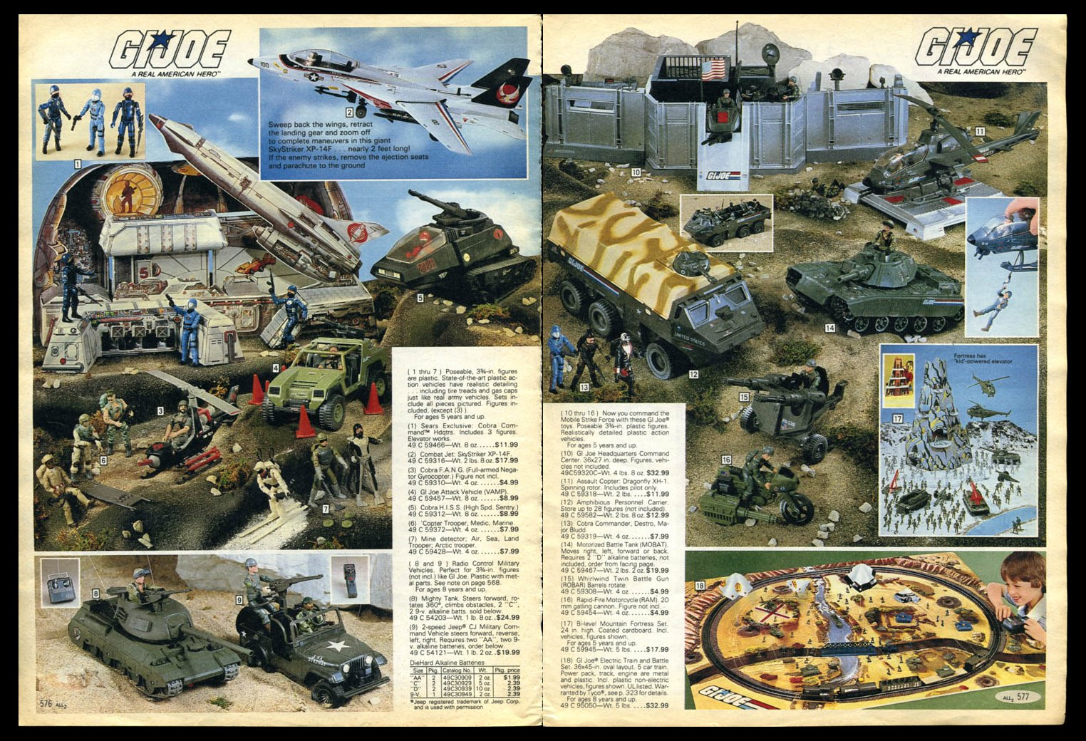 780764317 JIMSMASH ! ! !  SEARS CHRISTMAS CATALOG 1983