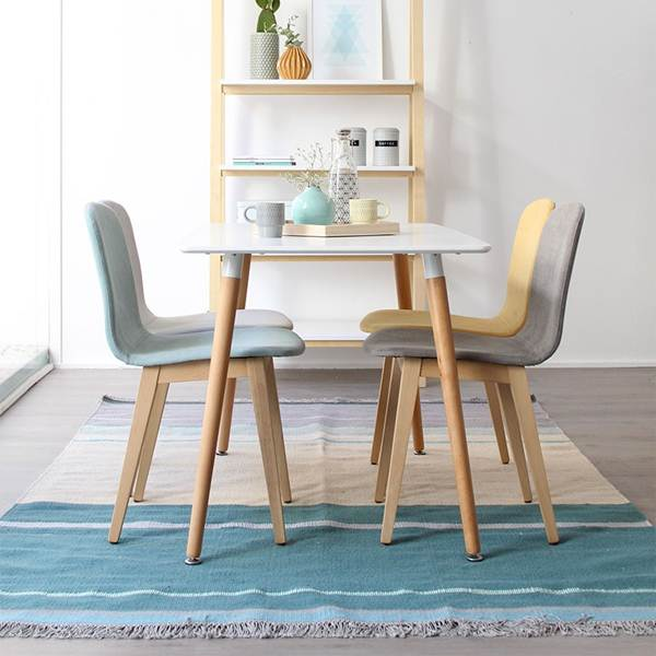 Nordic Style Dining Rooms 6