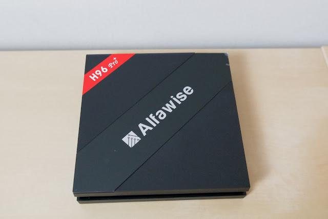 A Minha Casa Digital: Análise: Box Android Alfawise H96 Pro+ (Octa