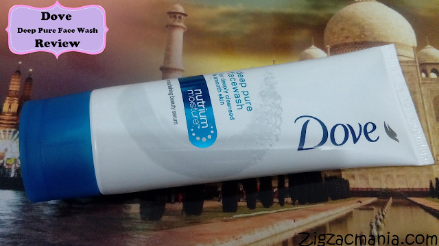 Dove Deep Pure Face Wash Review