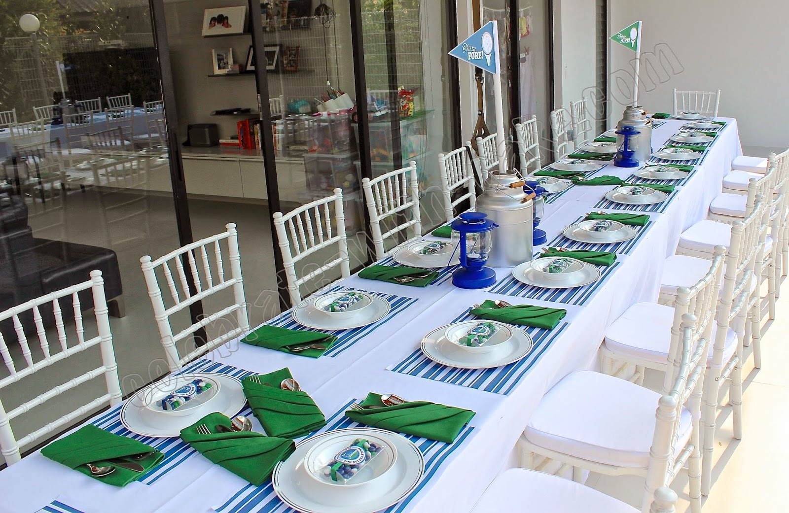 Magnificent Golf Themed Dessert Table Click Post To View More Pictures Home Interior And Landscaping Pimpapssignezvosmurscom