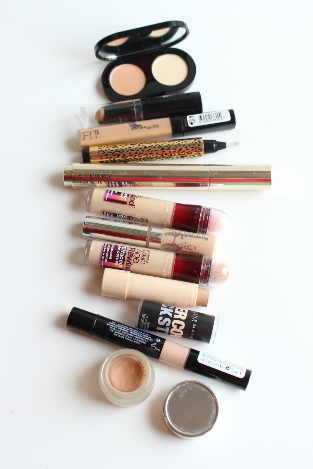 Using Concealer Unconventionally