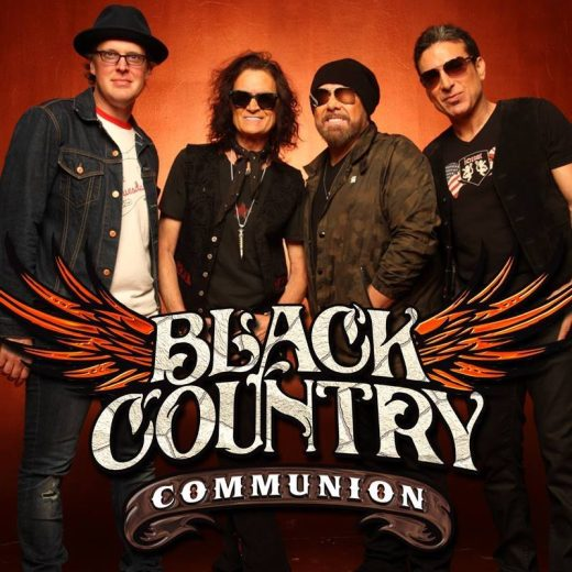BLACK COUNTRY COMMUNION - BCCIV (2017) - inside