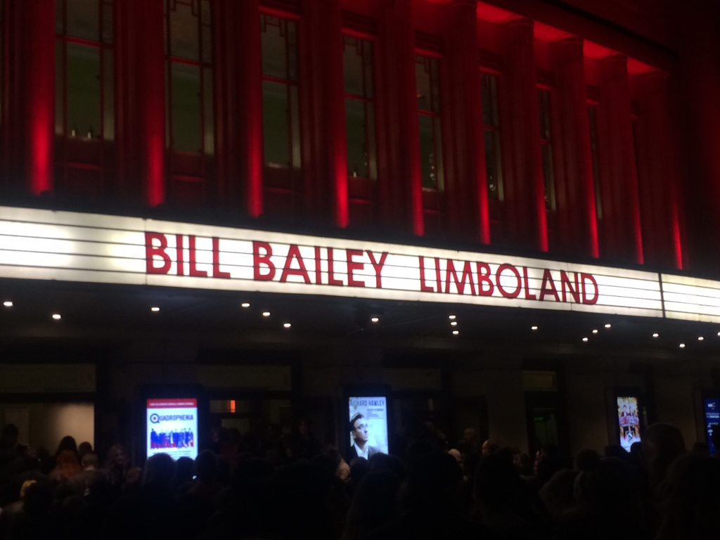 bill bailey limboland tour