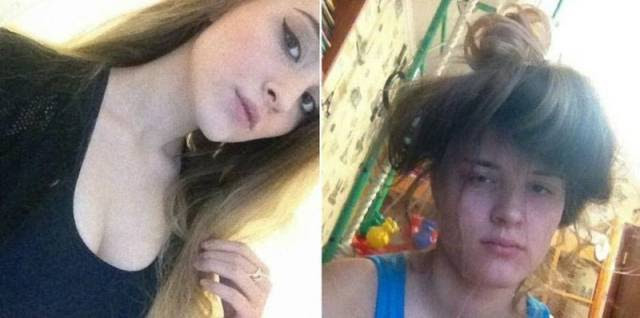 Sometimes Girls' Photos Lie Awfully About How They Look (22 pics).