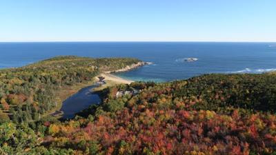 Acadia national park遊記 1