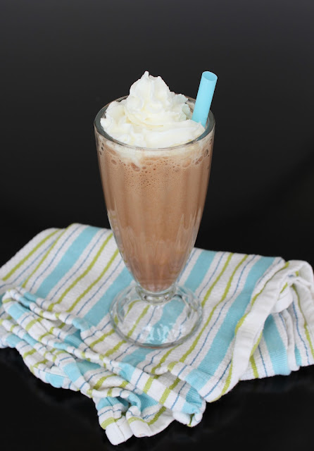 Sweet Chocolate Mint Protein Shake Recipe