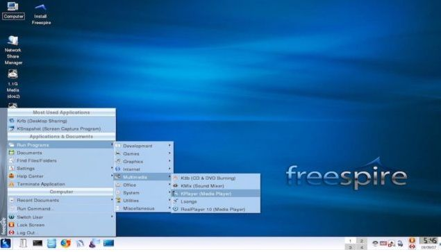 Lindows Linux Distro Returns From The Dead With Linspire 7.0 And Freespire 3.0