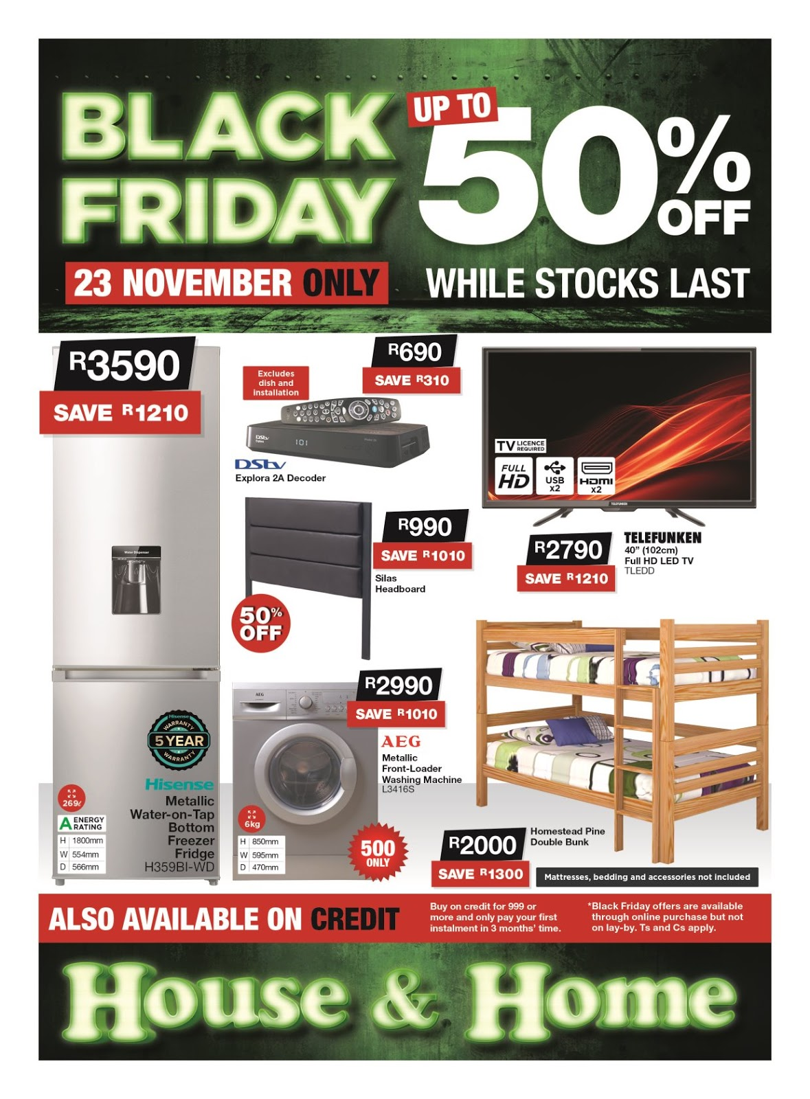 What Is Black Friday At House Home