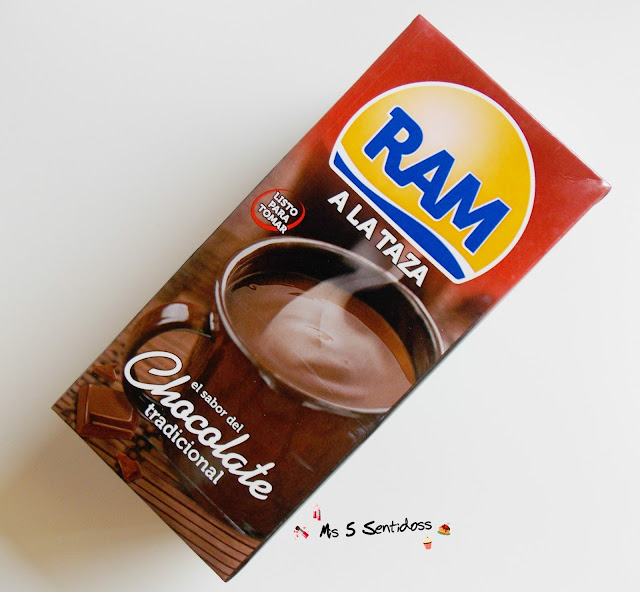 Ram chocolate