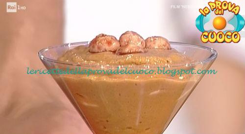Mousse di banane e dulce de leche ricetta Simionato da Prova del Cuoco