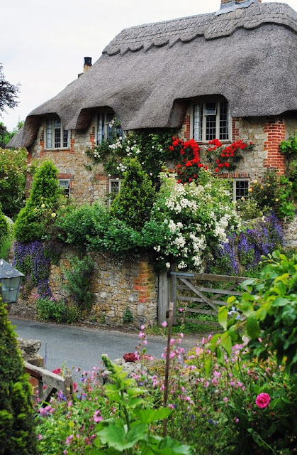 formosa casa jardins de cottage