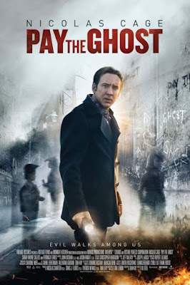 Pay the ghost, Nicolas Cage