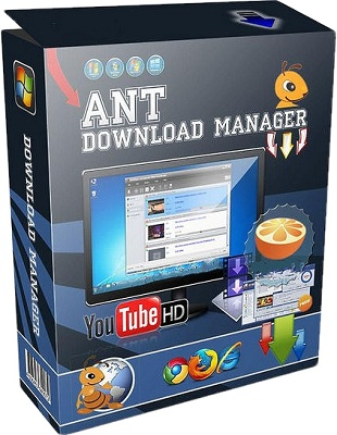 Ant Download Manager Pro 1.7.5 Build 49189 poster box cover