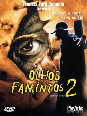 Olhos Famintos 2 - DVDRip Dual Áudio