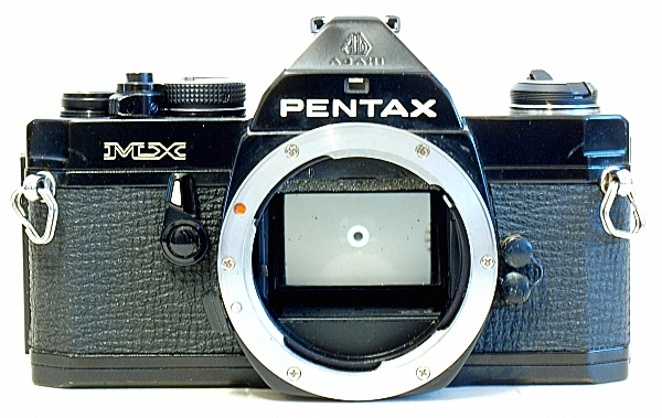Pentax MX, Front