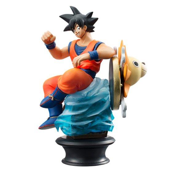 Naruto News: Dragon Ball Z Kai X One Piece X Toriko