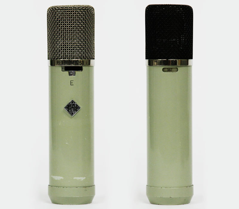 twogoodears telefunken ela m 251 the best microphone ever. Black Bedroom Furniture Sets. Home Design Ideas